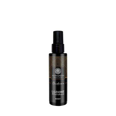 Lozione spray semi alcolica lenitiva dopo barba - Almagreen - Cosmetica al Naturale