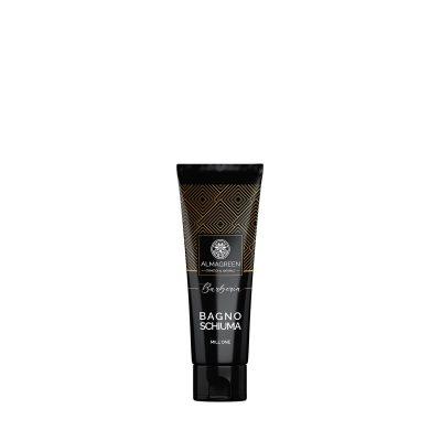 Bagnoschiuma idratante uomo Mill One 50 ml - Almagreen - Cosmetica al Naturale