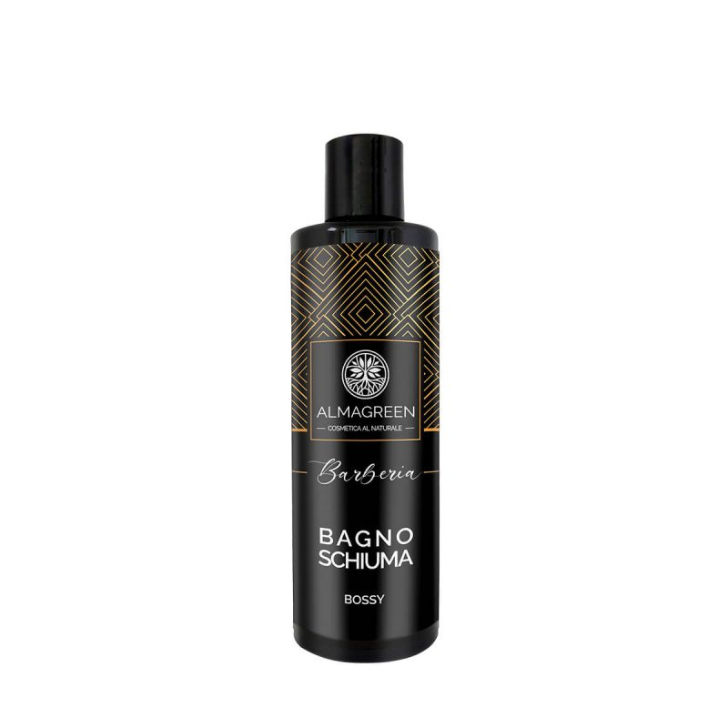 Bagnoschiuma uomo naturale idratante - Formula Green - Almagreen