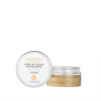 Cera modellante effetto opaco - Almagreen - Cosmetica al Naturale