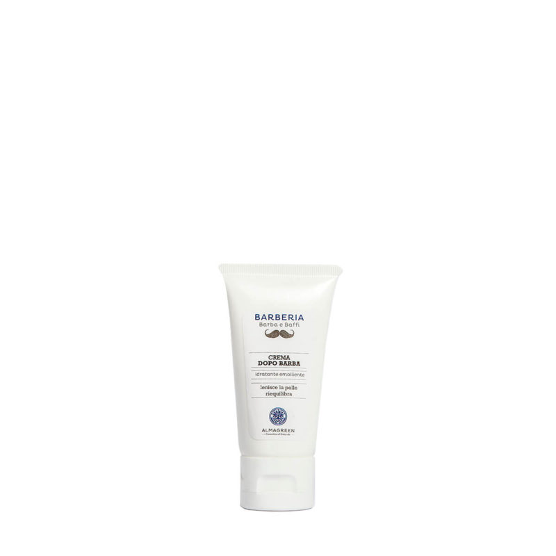Crema idratante dopo barba ai frutti di bosco 50 ml - Almagreen - Cosmetica al Naturale