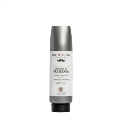 Emulsione lenitiva pre barba - Almagreen - Cosmetica al Naturale