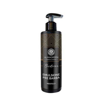 Emulsione lenitiva pre barba - Menotolo - Almagreen - Cosmetica al Naturale