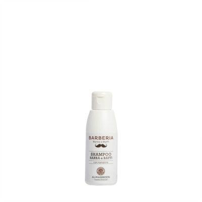 Shampoo BIO idratante per barba - Almagreen - Cosmetica al Naturale