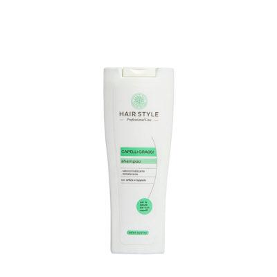 Shampoo purificante capelli grassi - Almagreen - Cosmetica al Naturale