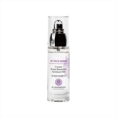 Crema viso anti macchie con acido cogico - Almagreen - Cosmetica al Naturale