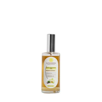 Acqua profumata BIO alla vaniglia - Almagreen - Cosmetica al Naturale