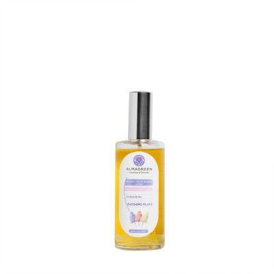 Acqua profumata BIO allo zucchero filato - Almagreen - Cosmetica al Naturale