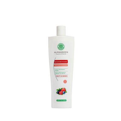Bagnoschiuma BIO idratante frutti di bosco - Almagreen - Cosmetica al Naturale