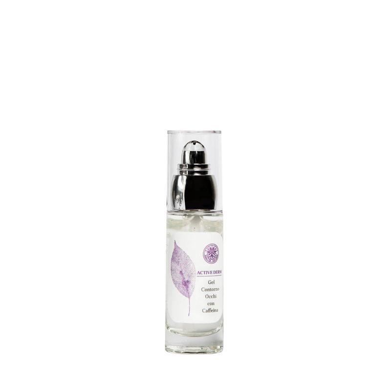 Gel BIO drenante per contorno occhi - Almagreen - Cosmetica al Naturale