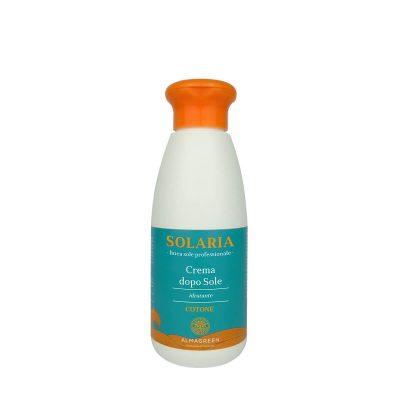 Crema idratante pre/dopo sole cotone - Almagreen - Cosmetica al Naturale