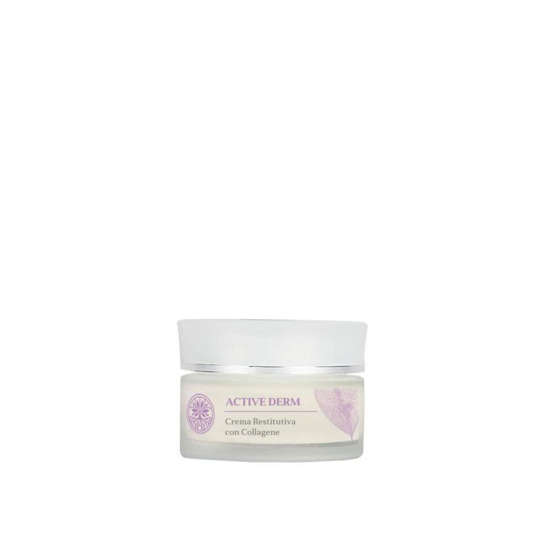 Crema restitutiva ed elasticizzante notte - Almagreen - Cosmetica al Naturale