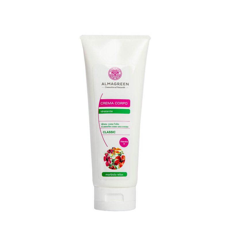 Crema idratante classic morbido relax - Almagreen - Cosmetica al Naturale