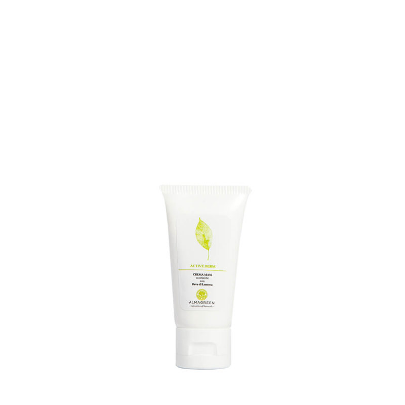 Crema mani BIO nutriente con bava di lumaca - Almagreen - Cosmetica al Naturale