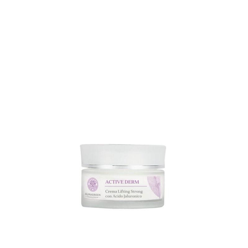 Crema viso antirughe intensiva giorno - lifting strong -Almagreen - Cosmetica al Naturale
