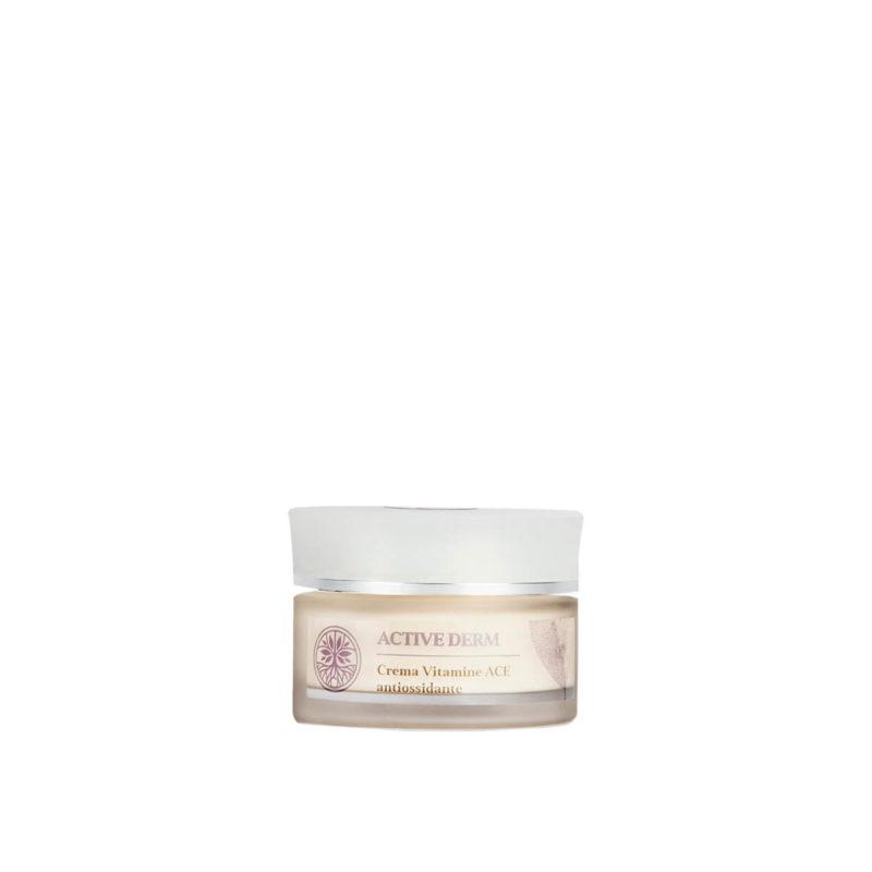 Crema anti età con vitamine A, C ed E - Almagreen - Cosmetica al Naturale