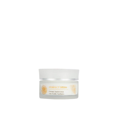 Crema viso antisettica notte - Almagreen - Cosmetica al Naturale