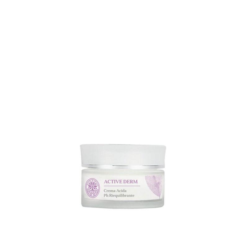 Crema viso acida PH riequilibrante - Almagreen - Cosmetica al Naturale
