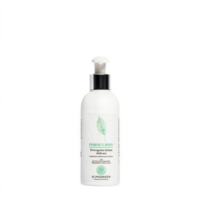 Detergente intimo BIO delicato antisettico - Almagreen - Cosmetica al Naturale