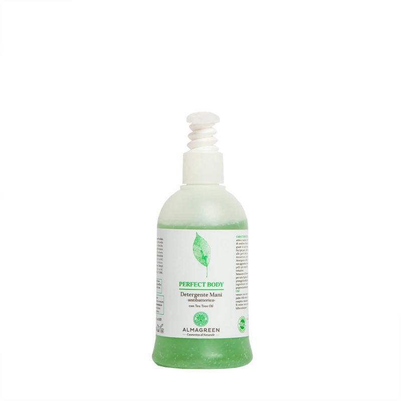 Detergente mani antibatterico - Almagreen - Cosmetica al Naturale