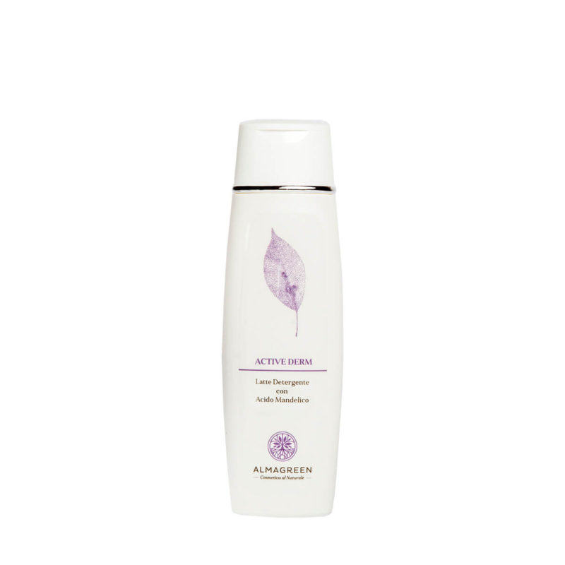Latte detergente viso anti macchie - Almagreen - Cosmetica al Naturale