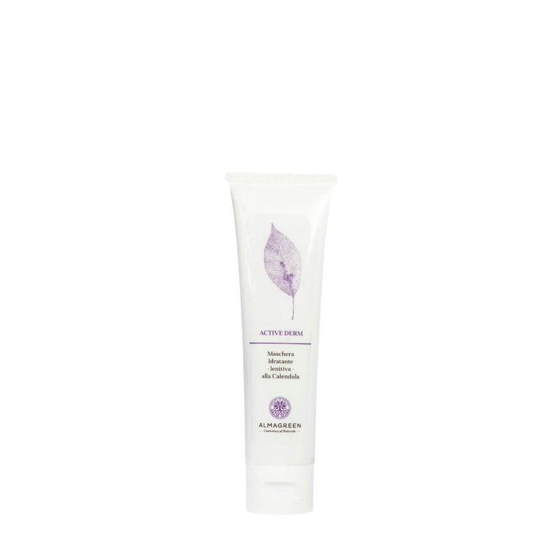 Maschera anti arrossamento idratante - Almagreen - Cosmetica al Naturale