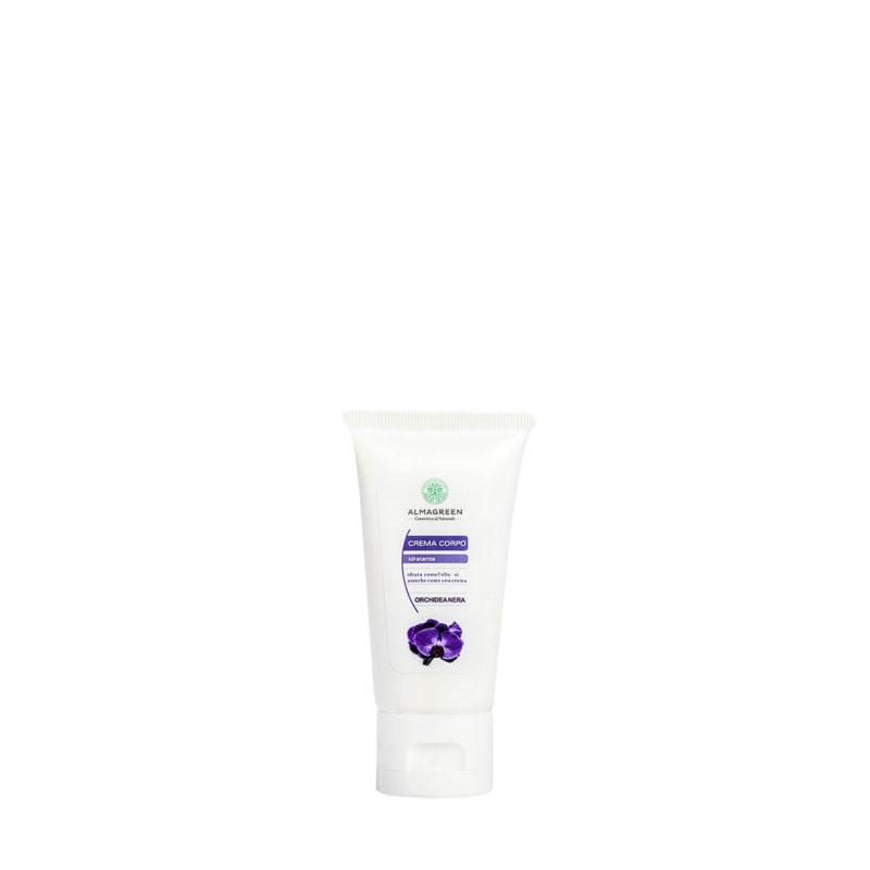 Crema idratante orchidea nera morbido relax 50 ml - Almagreen - Cosmetica al Naturale