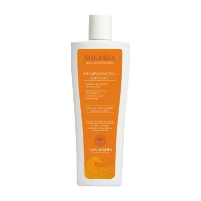 Shampoo doccia lenitivo dopo sole naturale - Almagreen - Cosmetica al Naturale