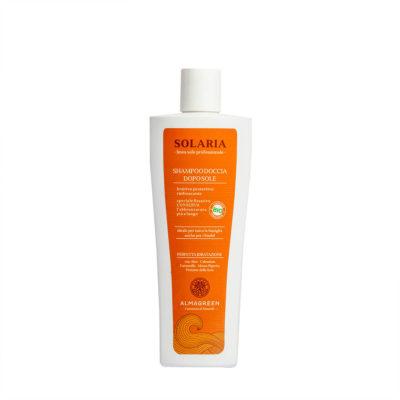 Shampoo doccia BIO lenitivo dopo sole - Almagreen - Cosmetica al Naturale