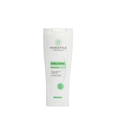 Shampoo purificante capelli grassi - Almagreen - Cosmetica al Naturale - www.almagreen.com