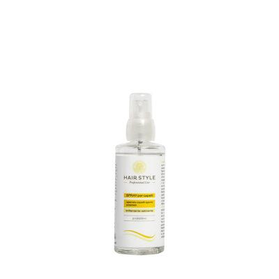 Spray lucidante satinante no gas - Almagreen - Cosmetica al Naturale - www.almagreen.com