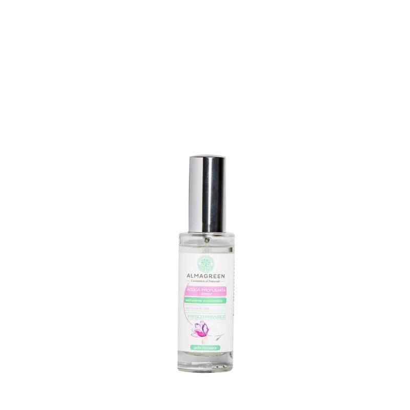 Acqua profumata BIO fresco risveglio - Almagreen - Cosmetica al Naturale
