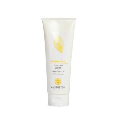 Crema corpo drenante e stimolante - Almagreen - Cosmetica al Naturale