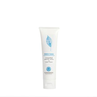 Crema piedi idratante e rinfrescante - Almagreen - Cosmetica al Naturale