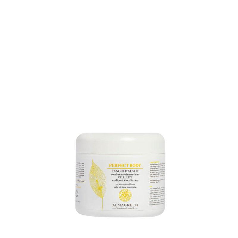 Fanghi di alghe anti cellulite drenanti - Almagreen - Cosmetica al Naturale