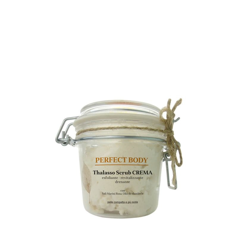 Thalasso scrub esfoliante professionale - Almagreen - Cosmetica al Naturale