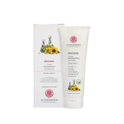 Crema corpo lenitiva per dolori articolari - Almagreen - Cosmetica al Naturale