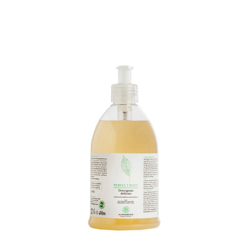 Detergente corpo BIO delicato lenitivo - Almagreen - Cosmetica al Naturale