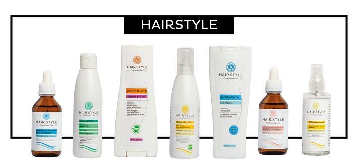 Scopri la linea Hairstyle di Almagreen, i prodotti naturali per i tuoi capelli.