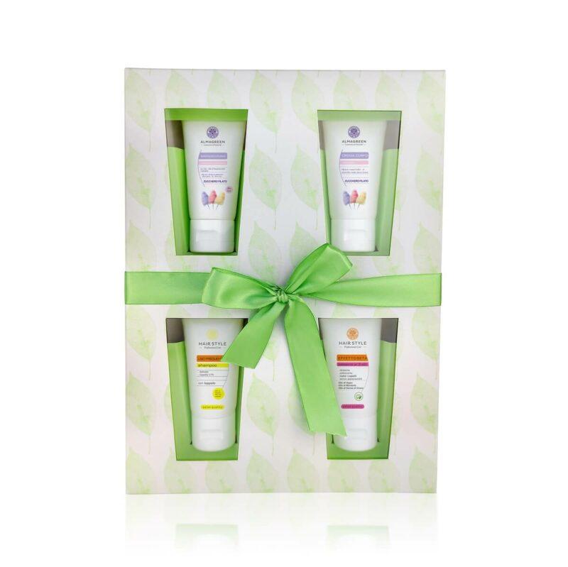 Confezione regalo mini taglie prodotti naturali   Almagreen
