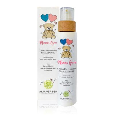 Crema smagliature elasticizzante seno, pancia, fianchi, glutei - Almagreen