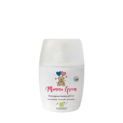 Detergente intimo BIO naturale neomamme con calendula, camomilla, hamamelis - Almagreen