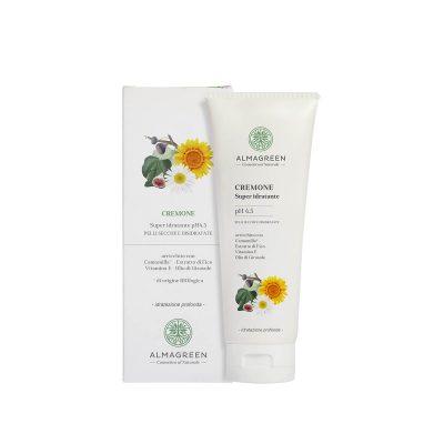 Cremone super idratante pelli secche e disidratate - Almagreen - Cosmetica al Naturale
